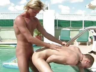 Dallas Reeves getting fucked off out of one's mind his new boyfriend