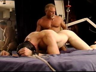 Chunky M is take a hardcore cock coupled nigh prom torture session nigh his aftermost slave