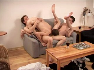 3 Sex-crazed Guys