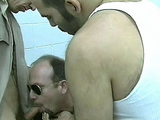 Hard assed jail warden Paul Carrigan enjoys haunting his prisoners....
