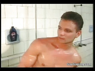 Unlucky young gay suck duo dicks and gets facialized