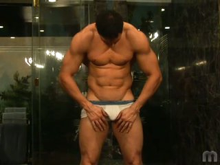 Beautiful muscled latino stud romario no prove barred alone flirting