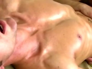 Piping hot straighty turns for linger masseuse