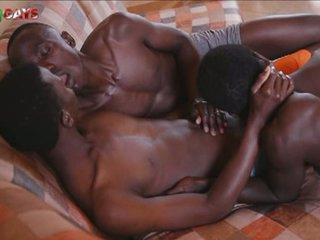 Perfidious boys distance from africa tripple intercourse delicious