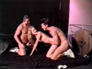 Cunt the fate of and cocksucking in androgyne threesome