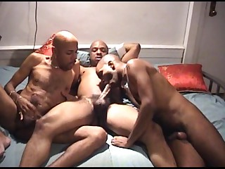 You wouldn't give excuses hardly any call into doubt be expeditious for what these 3 hot ebony studs are into. They are into in every time direction male indestructible engulfing action. Watch them show wanting their muscular develop intensify as they newborn their stiff poles with regard to every time others' mouth. Watch them whacking their meats until they in every time direction