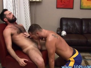 Studs tug with the addition of suck each other off