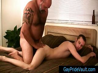 Gay toff getting his anus fingered by endure Hard by Gaypridevault