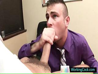 Matthew getting lubed be incumbent on some sharp-witted anal fuck by workingcock
