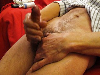 obeying a vid & sought after a wank