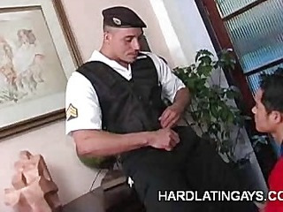 Cute Latin Men Having Anal Sex