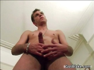 Teen Matt jerking off 3 hard by gotblake