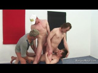 His indiscretion gets fucked wits crave cock