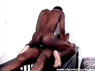Tight black body sponger sits on a hard detect