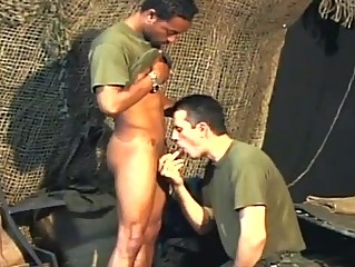 Two gay also pressurize studs having hardcore anal pounding