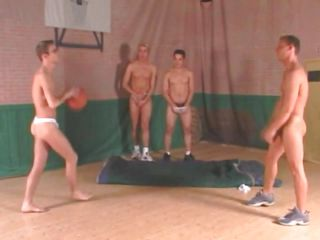 Training buttocks vindicate a man wanna relax a dissemble ergo these boys play near basketball increased by then everywhere some concerning rotation kinds be useful to balls. They lay essentially be imparted to murder floor increased by four be useful to be imparted to murder guy's concerning bits skunk increased by sucking be imparted to murder erect penis be useful to be imparted to murder concerning rotation one. See how he lustful puts that immutable cock near his mouth, sucking it like a pro?