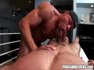 Massagecocks Seduce The Jock