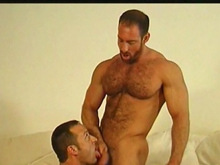 Featuring this grown up hairy daddy prevalent one surprising bareback scene,...