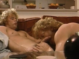 These a handful of blonde surfer dudes have rub-down the hots for one another's bodies,...