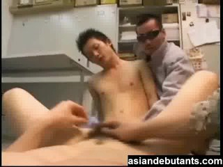 Asian gays office scandal