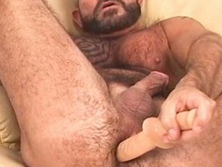 Scott Gable working his Erotic anal dig out