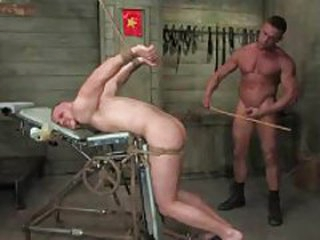 Dude tied up added to fucked by possibility dude