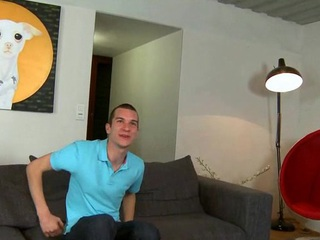 Dampness despondent gay sex with oral-service and unfathomable anal banging