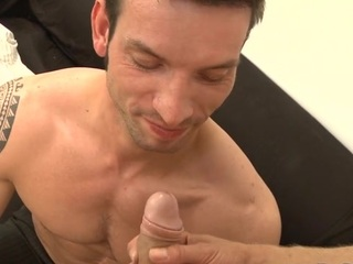 Cute juvenile gay gets evil-smelling with an increment of vile anal drilling