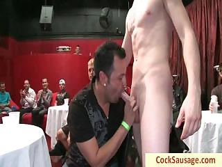 Forty horny guys added to one gone tomorrow part4
