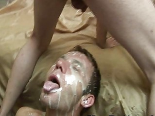 Joyous Facial Explotion