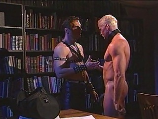 Hot leather sensation talisman approximately muscled gay hunks