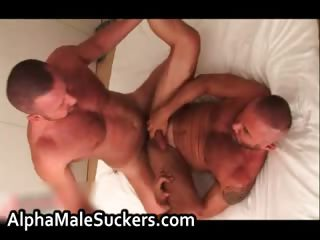 Awfully hot gay men fucking