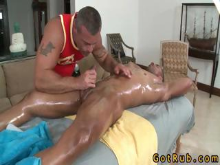 Latin stud gets penis sucked 9 wide of GotRub part1