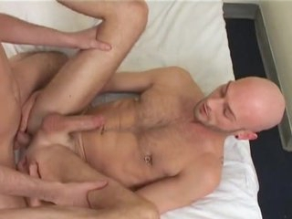 Young guy shafts hard servile with an increment of bareback