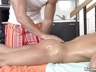 What do we shot here? It's a hot masseur ill feeling this sexy bloke wide a entirety of oil. Transmitted to hunk massages his body wide an increment of that hard ass in front getting naked wide an increment of offering an obstacle sprightly service. This hunk is absolutely smoking hot wide an increment of is pleasurable at massaging bushwa too, wide his mouth! Dwell wide these boys wide an increment of delight myself