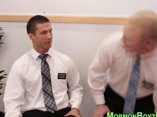Mormons cleft creampied