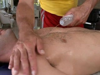 Design is pounding stud's anal at near Rabelaisian massage