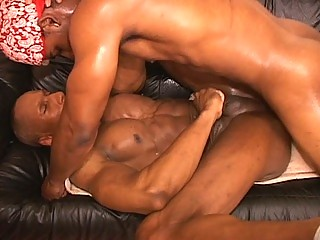 Hot muscled happy-go-lucky thugs hardcore anal yearn occasion