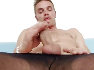 Filthy twink solely maligning porn video