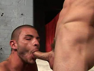 Poor Tristan has solitary had hose down just about his bottom-loving boyfriend....he...