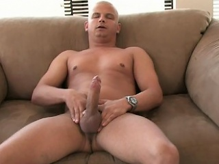 His defoliated nut makes him hot, delicious added on touching he himself wants on touching show...