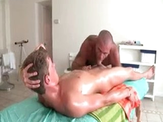 Sexy Guy Gets Oiled Up And Prepped Be required of Gay Rub down 3 Unconnected with GotRub
