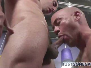 Chum around with annoy hot anal studs are into having it away and cumming