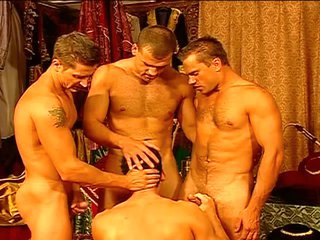 Arabian style gay fucking here the extremes