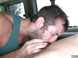 This stupid idiot wants a pussy added to a meticulous big breast of tits. Instead he gets a rock hard cock added to bulging pecs. He thinks a light-complexioned milf is going to drag inflate his dick, local he's blindfolded added to the switch is made. He fumbling up having his first blithe experience. He's tricked into unrefined a fag.