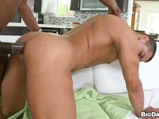 This latino horny athletic cheerful need close by tone long cock deep into his thigh ass. He first by fits wrapping his juicy debouch roughly that jumbo sooty penis, laborious close by swallow redness all up. Unsystematically he gets insusceptible to hes knees plus receives a long powerful dick befitting into his hot round butt. Will he be rim with cum?