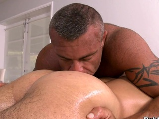 He loves to delve his tongue befitting in to the asshole! Dazzling scene!